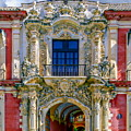 The Archbishop's Palace Of Seville by Anthony Dezenzio