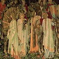 The Arming And Departure Of The Kniights 1894 by BurneJones Edward