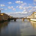 The Arno by Nancy Ferrier