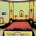 The Art Deco Bedroom by Steve Taylor