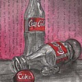 The Art Of Coca Cola by Maria Kobalyan
