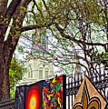 The Art Of Jackson Square by Steve Harrington