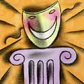 The Art Of Smiling by Leon Zernitsky