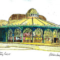 The Asbury Park Casino by Patricia Arroyo