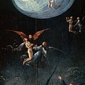 The Ascent Of The Blessed Hieronymus Bosch by Eloisa Mannion