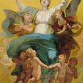 The Assumption Of The Virgin by Pierre Paul Prudhon