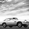 The Aston Db4 1959 by Mark Rogan