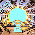 The Atrium At Casa Mila by Dominic Piperata