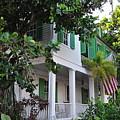 The Audubon House - Key West Florida by Bill Cannon