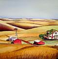 The Aune Farm by Karen Stark