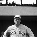 The Babe - Red Sox by International  Images