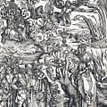 The Babylonian Whore by Albrecht Durer