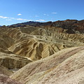 The Badlands Of Death Valley by Christiane Schulze Art And Photography