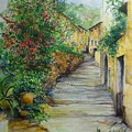 The Balearics Typical Spain by Lizzy Forrester