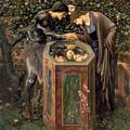 The Baleful Head by Sir Edward Burne-Jones