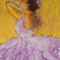 The Ballet Dancer by David Patterson