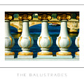 The Balustrades Poster by Mike Nellums