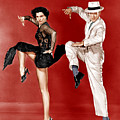 The Band Wagon, From Left Cyd Charisse by Everett
