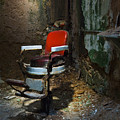 The Barber Chair by Eric Harbaugh