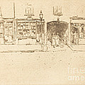 The Barber's by James Mcneill Whistler