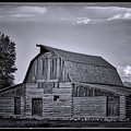 This Old Barn  by Brenda D Busskohl