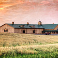The Barn II by Everet Regal