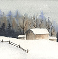 The Barn by Jan Anderson