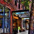 The Barney Mccoy Cafe by David Patterson