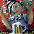 The Bartender by Elizabeth Lisy Figueroa