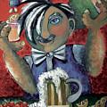 The Bartender by Elizabeth Lisy Figueroa