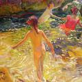 The Bath - Javea by Mountain Dreams