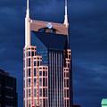 The Batman Building - Nashville by Mountain Dreams