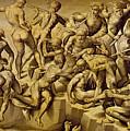The Battle Of Cascina by Aristotile da Sangallo