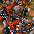 The Battle Of Corunna by Ron Embleton