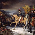 The Battle Of Hohenlinden by Henri Frederic Schopin