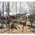 The Battle Of Shiloh by War Is Hell Store