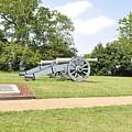 The Battle Of Yorktown Virginia by John Black