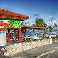 The Beach - Arashi Beach - Aruba - West Indies by Spencer Bush