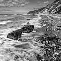 The Beach. by Elmer Jensen