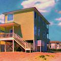 The Beach House by Van Evan Fuller