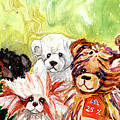The Bears From The Yorkshire Moor 02 by Miki De Goodaboom