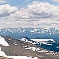 The Beartooth Mountains by Rebecca Wineka