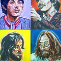The Beatles - Montage by Bryan Bustard