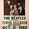 The Beatles And Little Richard Poster Collection 6 by Bob Christopher