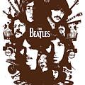 The Beatles No.15 by Caio Caldas