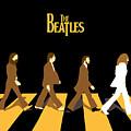 The Beatles No.19 by Caio Caldas