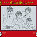 The Beatles by Ron Magnes