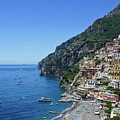 The Beautiful And Famous Amalfi Coast by Brian Kamprath