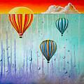 The Beautiful Briny Sea by Cindy Thornton