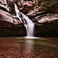 The Beautiful Cedar Falls by Dan Sproul